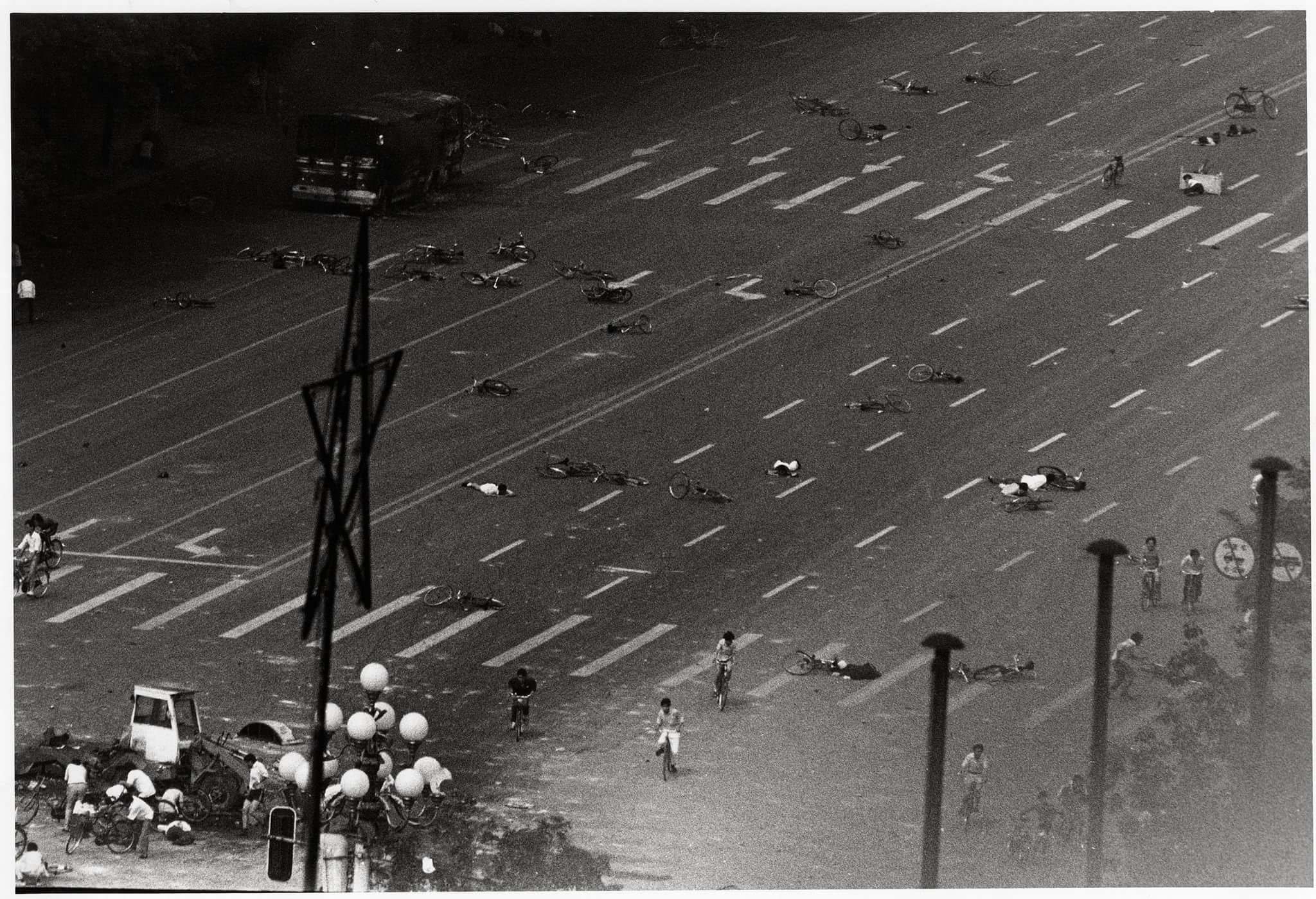Tiananmen-Massacre
