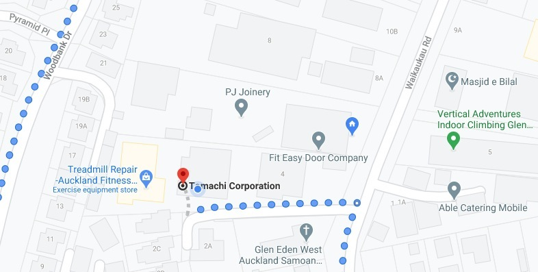 how to find tomachi corp